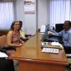 Visit of Dr.Sylvie Salamitou, Coordinator of Make Science Programme: 21 to 29 Jan 2013