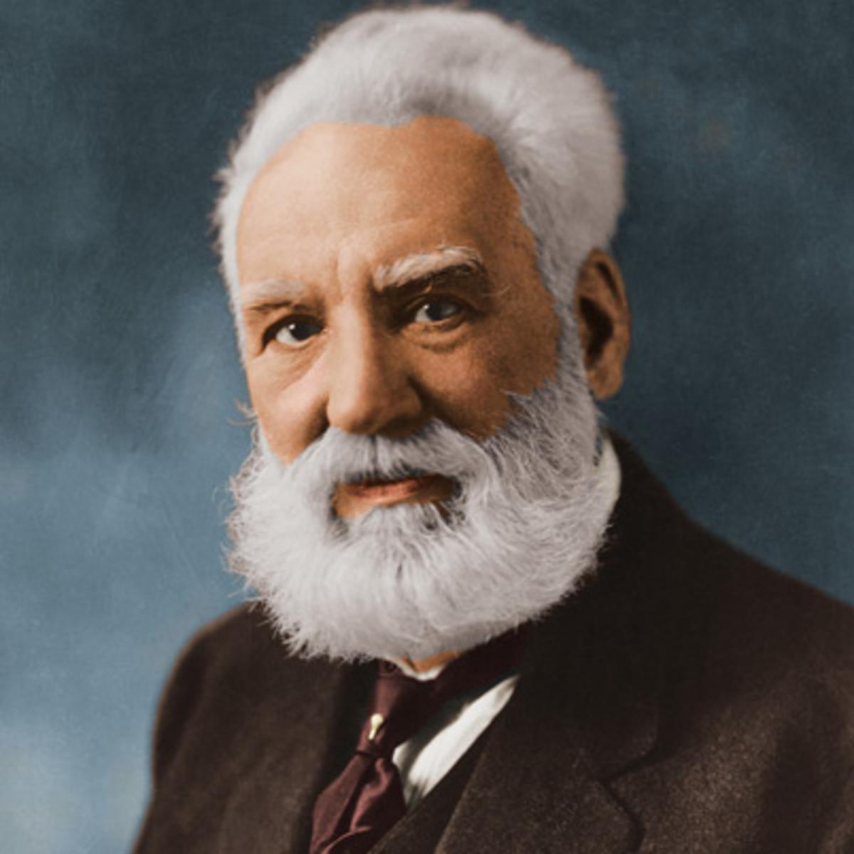 அலெக்சாண்டர் கிரகாம்பெல் Alexander Graham Bell